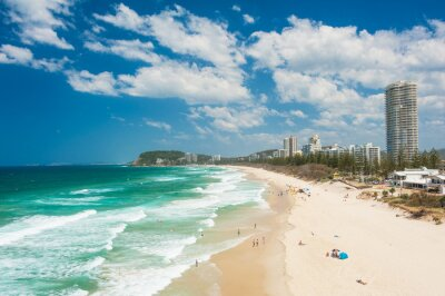 Poster Gold Coast