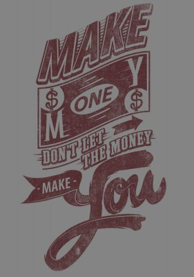 Poster Guadagna soldi