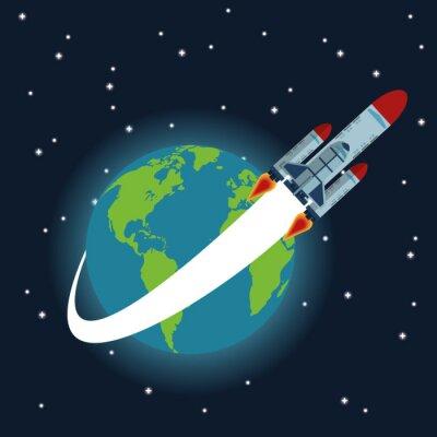Poster icona Space Design