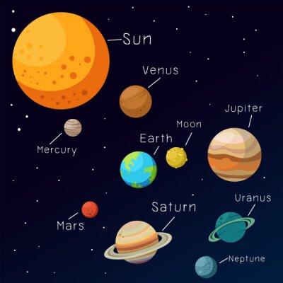 Poster Illustratore di Universe