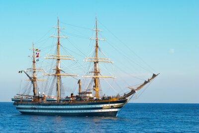 Poster Imbarcazione a vela