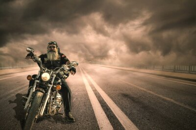 Poster Incredibile Rider