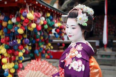 Poster Le visage de Kyoto
