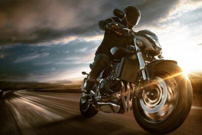 Poster Moto veloce