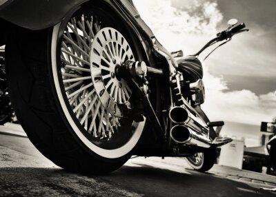Poster Motocicletta
