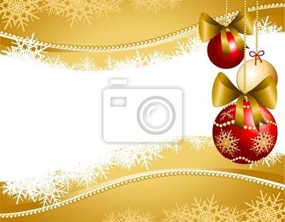 Immagini Natale Da Personalizzare.Poster Natale Sfondo
