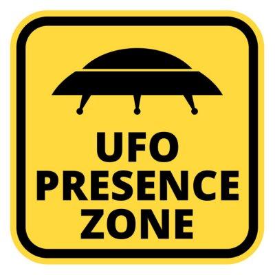 Poster Navi UFO