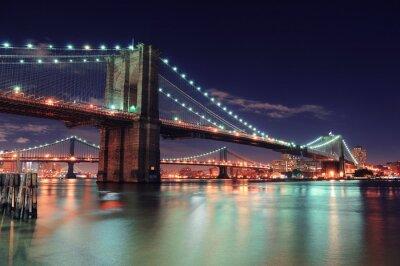 Poster New York City Manhattan