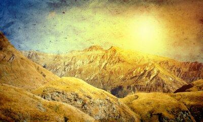 Poster Paesaggio naturale