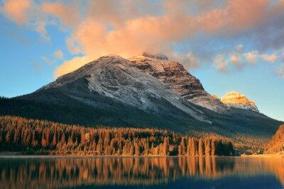 Poster Parco Nazionale di Banff
