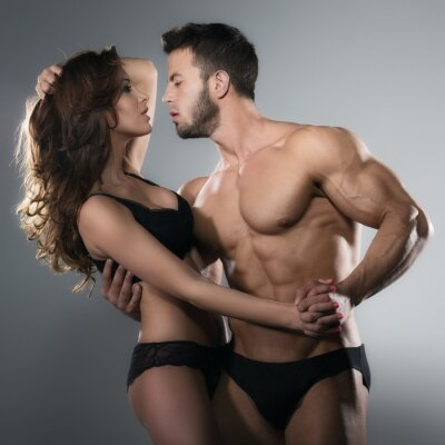 Poster Passione uomo e donna