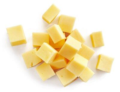 Poster pezzi di formaggio