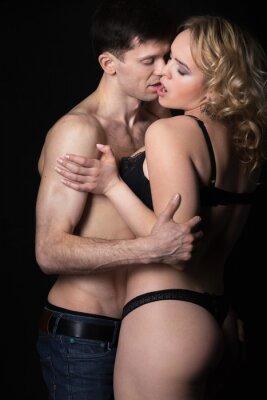 Poster Piacere sensuale