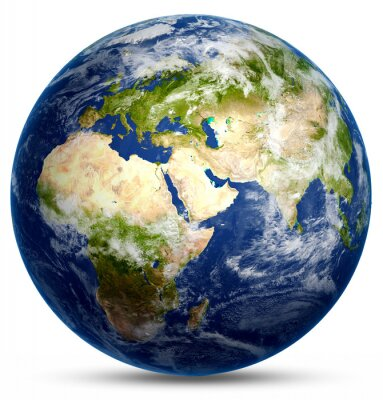Poster Planet mondo