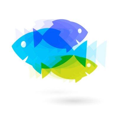 Poster poissons