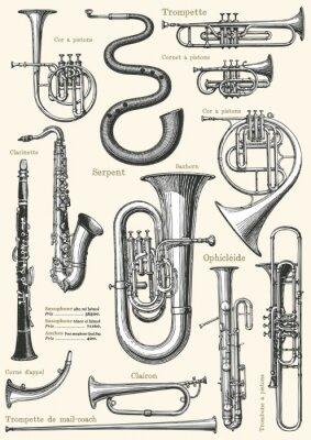 Poster Poster musica francese