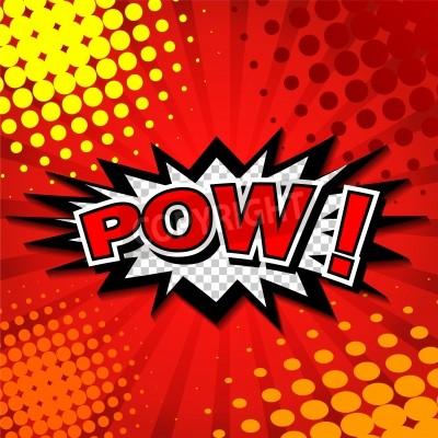 Poster Pow - Comic Fumetto, Fumetto
