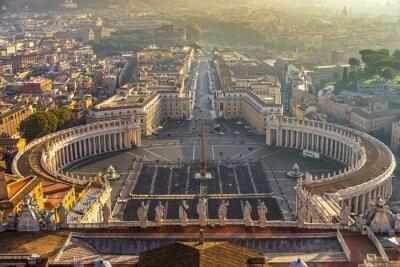 Poster Roma, Italia.