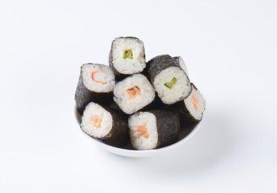 Poster rotoli di sushi Classic