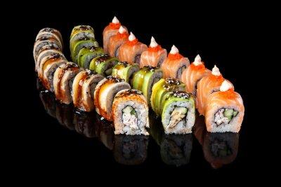 Poster Rotolo di sushi