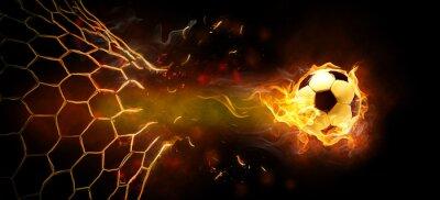 Poster simbolo flamy