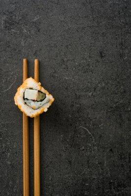 Poster Sushi. cibo giapponese