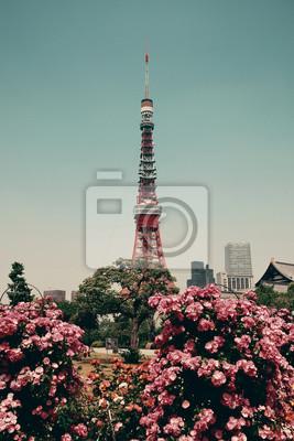 Poster torre di Tokyo