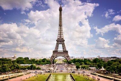 Poster Torre Eiffel, Parigi