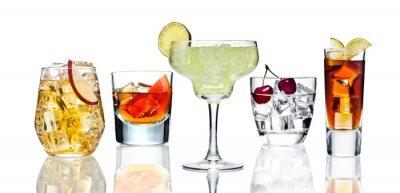 Poster Vari cocktail.