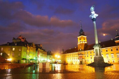 Poster Varsavia