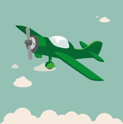 Poster velivoli Elica Stock