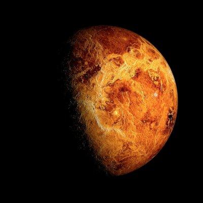 Poster Venere Elementi di questa immagine fornita dalla NASA