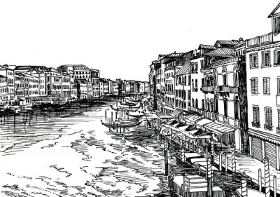 Poster Venezia B