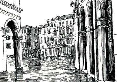 Poster Venezia Un