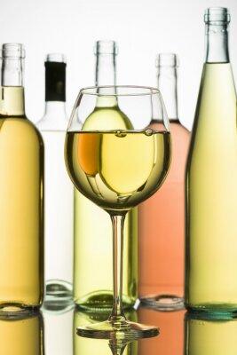 Poster vino bianco