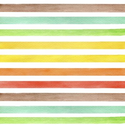 Quadro Abstract grunge seamless. Strisce su sfondo bianco.