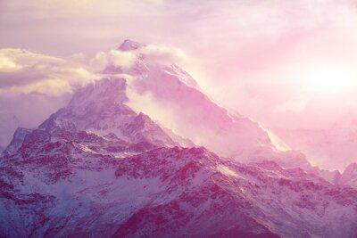 Quadro Alba in montagna