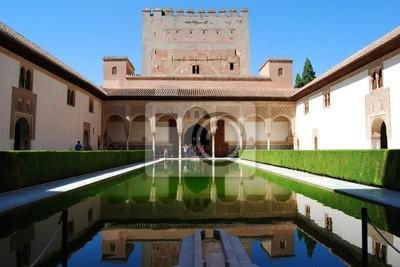 Quadro alhambra