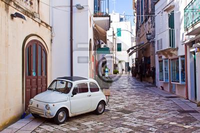 Quadro Alleyway di Otranto, Italia