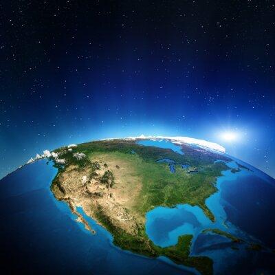 Quadro America del Nord