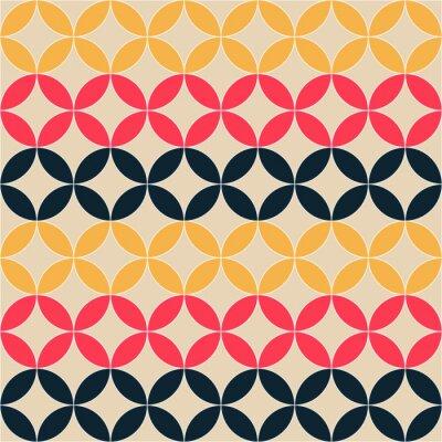 Quadro astratto geometrico artistico