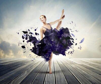 Quadro Balletto creativo
