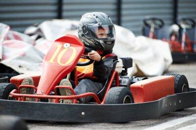 Quadro Bambini karting