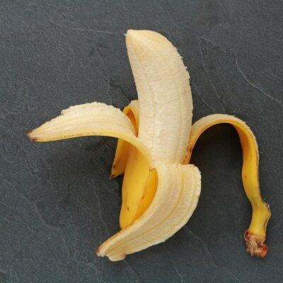 Quadro Banana sur ardoise