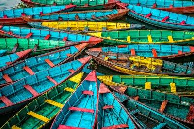 Quadro Barche variopinte