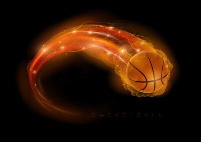 Quadro Basket cometa