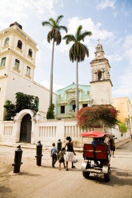 Quadro Belen Convento, L'Avana