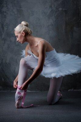 Quadro Bella ballerina