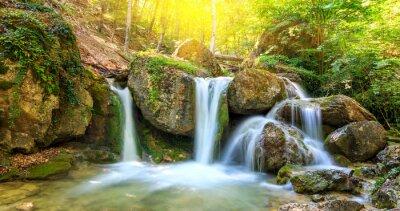 Quadro Bella cascata