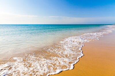 Quadro Bella spiaggia dell'oceano
